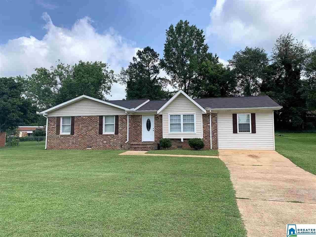 3909 BRAMBLE RD, Anniston, AL 36207 - MLS#: 887972