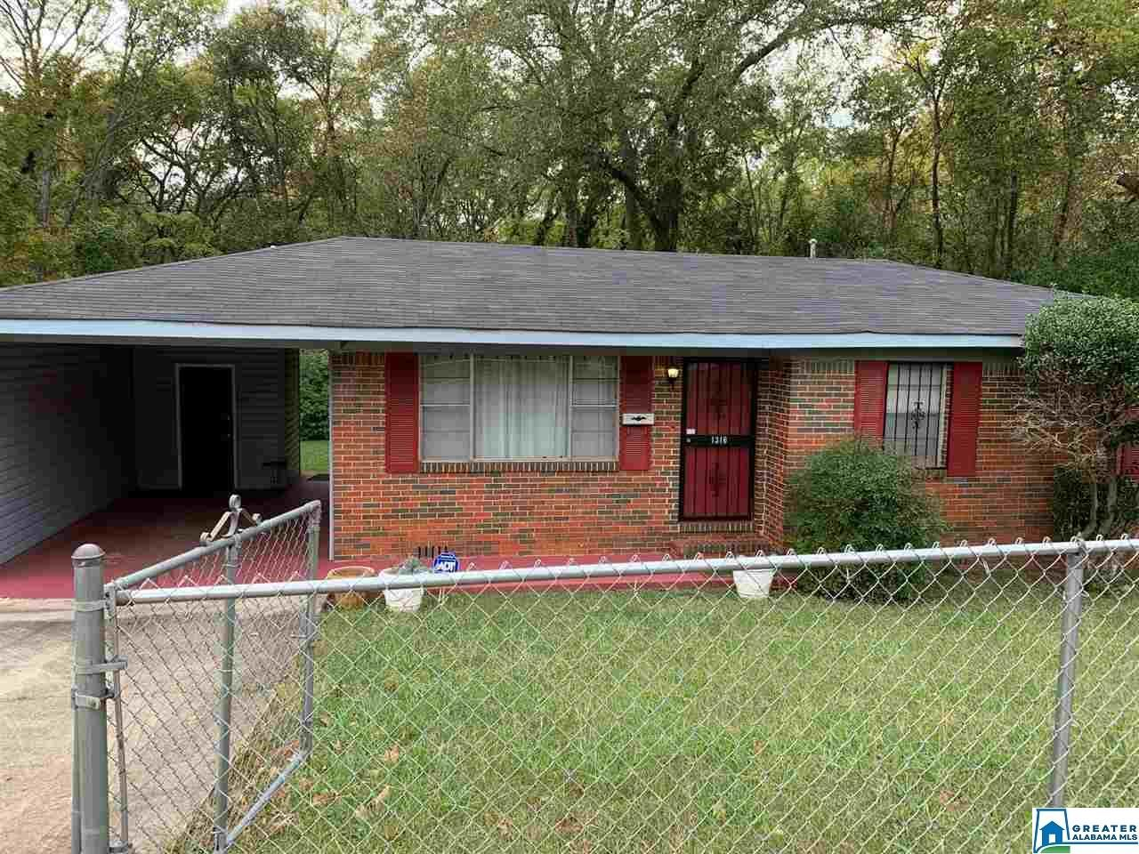 1316 24TH St SW, Birmingham, AL 35211 - MLS#: 869978