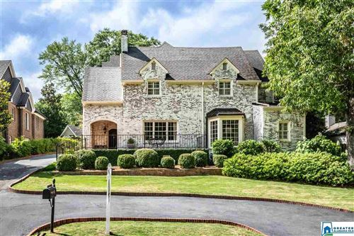 Photo of 57 NORMAN DR, MOUNTAIN BROOK, AL 35213 (MLS # 883983)