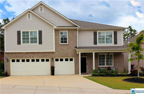 Photo of 1229 HUNTERS GATE DR, HOOVER, AL 35242 (MLS # 883985)