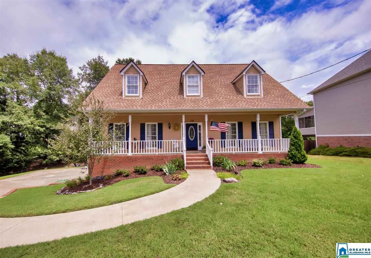116 KENTWOOD LN, Alabaster, AL 35007 - MLS#: 890990
