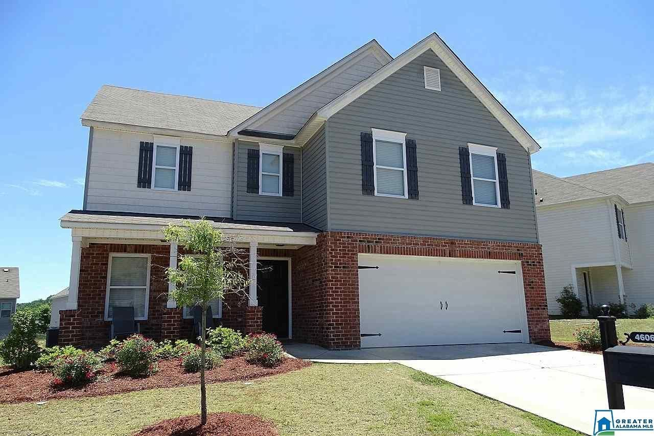 4606 WOODFORD CIR, McCalla, AL 35022 - #: 884992
