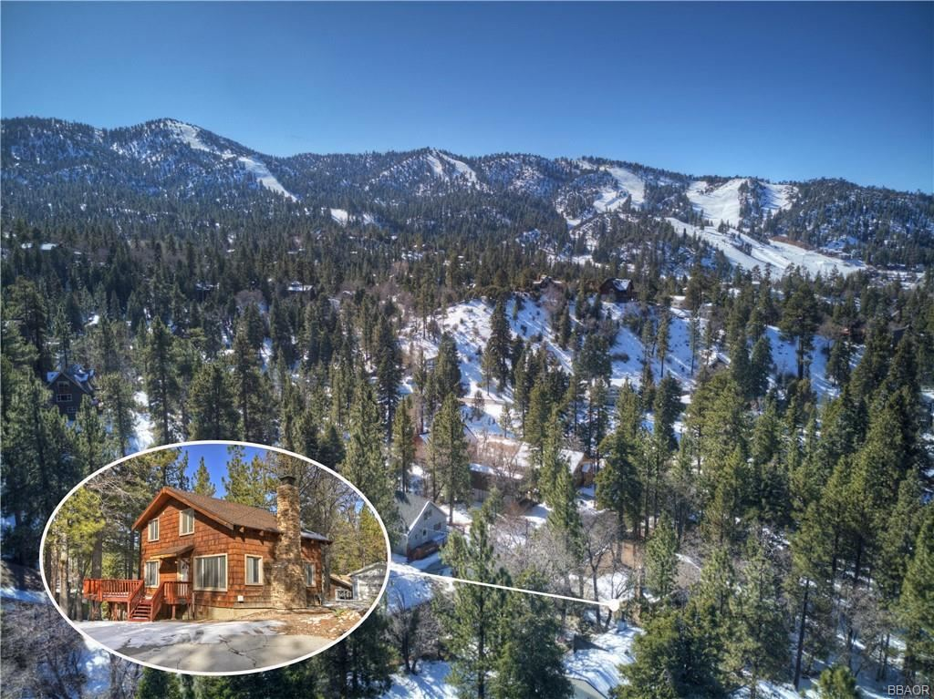 Photo of 43516 Colusa Drive, Big Bear Lake, CA 92315 (MLS # 32100007)