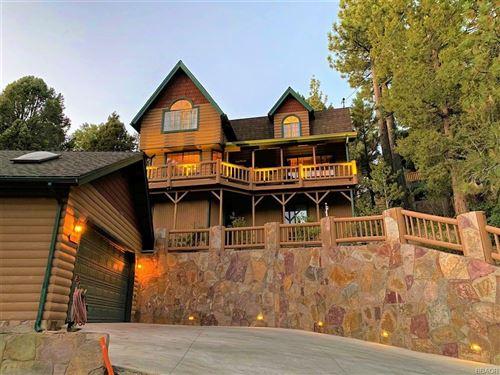 Photo of 43418 Sheephorn Road, Big Bear Lake, CA 92315 (MLS # 32100027)