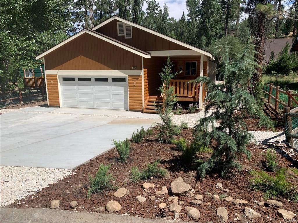 Photo of 43246 Deer Canyon Road, Big Bear Lake, CA 92315 (MLS # 32002029)