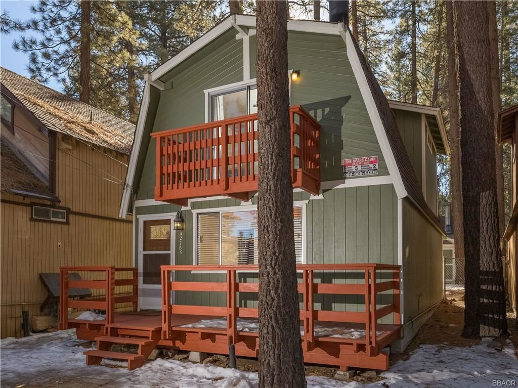 Photo of 42765 La Cerena Avenue, Big Bear Lake, CA 92315 (MLS # 32100042)