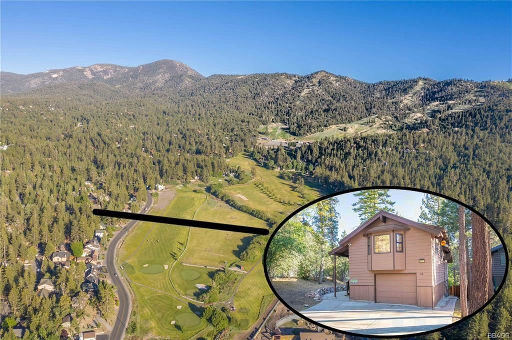 Photo of 816 Tehama Drive, Big Bear Lake, CA 92315 (MLS # 32002055)