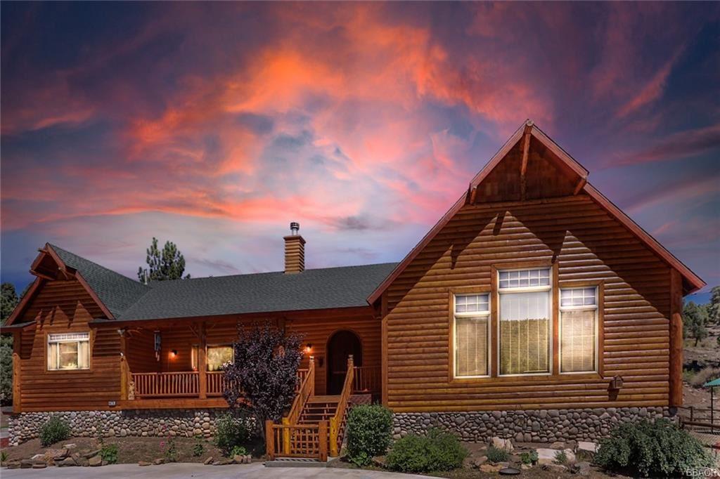 Photo of 46776 Lakewood Drive, Big Bear City, CA 92314 (MLS # 32108056)