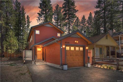 Photo of 40145 Mahanoy Lane, Big Bear Lake, CA 92315 (MLS # 32104057)
