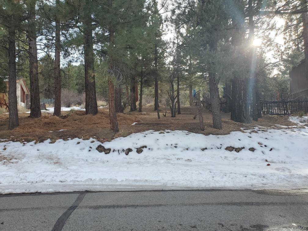Photo of 0 Skyview Drive, Big Bear City, CA 92314 (MLS # 32100061)
