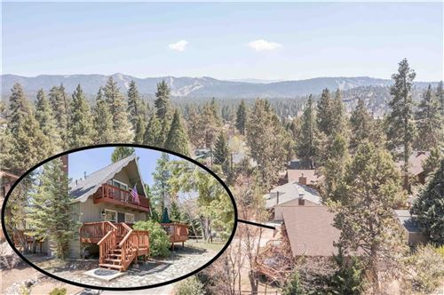 Photo of 1029 Eagle Mountain Drive, Big Bear City, CA 92314 (MLS # 32104073)