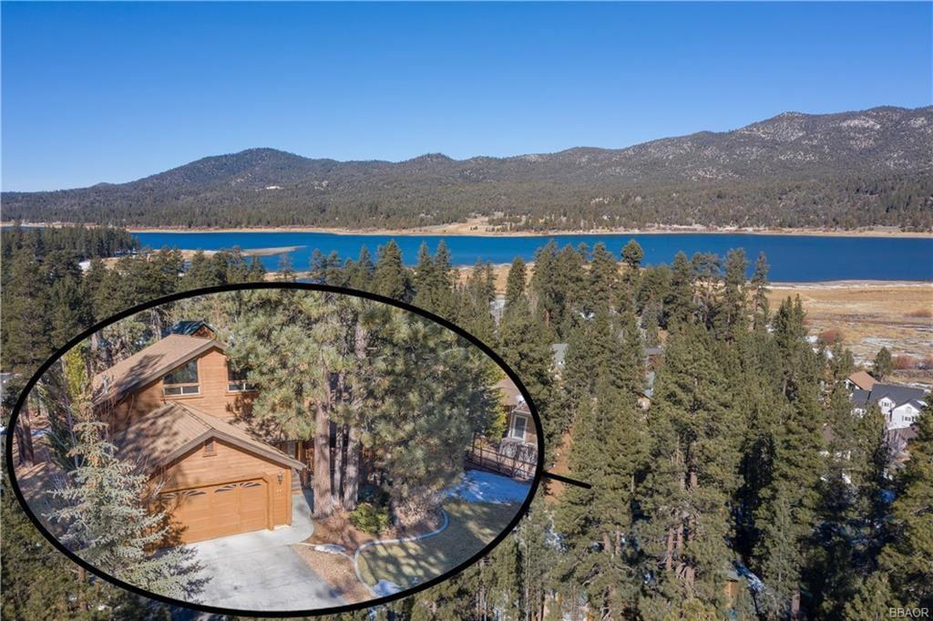 Photo of 104 Meadow View Drive, Big Bear Lake, CA 92315 (MLS # 32100082)