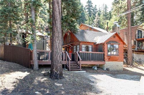 Photo of 43018 Falls Avenue, Big Bear Lake, CA 92315 (MLS # 32004096)