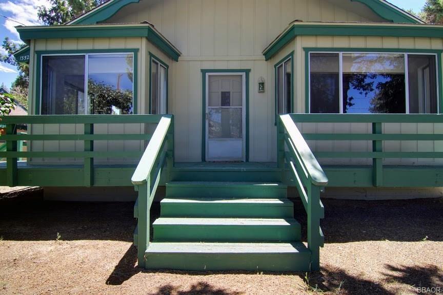 Photo of 1352 E Country Club Boulevard, Big Bear City, CA 92314 (MLS # 32002096)