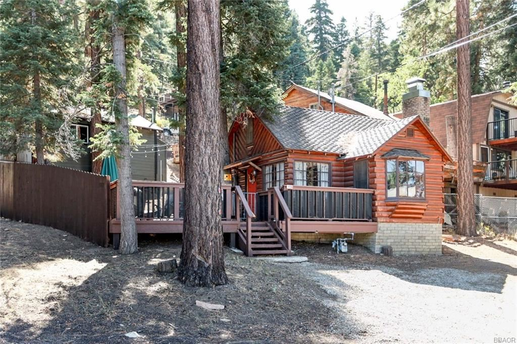 Photo of 43018 Falls Avenue, Big Bear Lake, CA 92315 (MLS # 32004096)