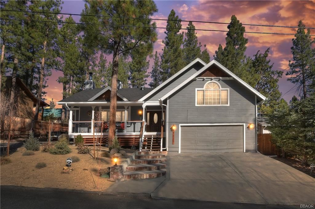 Photo of 1225 Redwood Drive, Big Bear City, CA 92314 (MLS # 32100104)