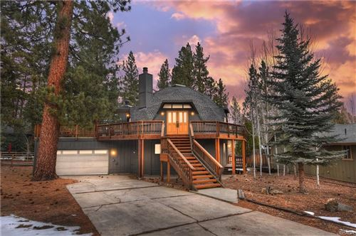 Photo of 318 Dove Court, Big Bear Lake, CA 92315 (MLS # 32100121)