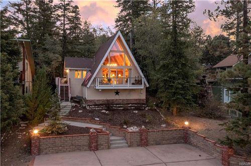Photo of 855 Tehama Drive, Big Bear Lake, CA 92315 (MLS # 32108137)