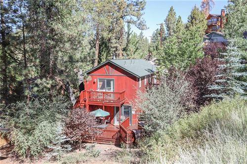 Photo of 43129 Sunset Drive, Big Bear Lake, CA 92315 (MLS # 32108150)