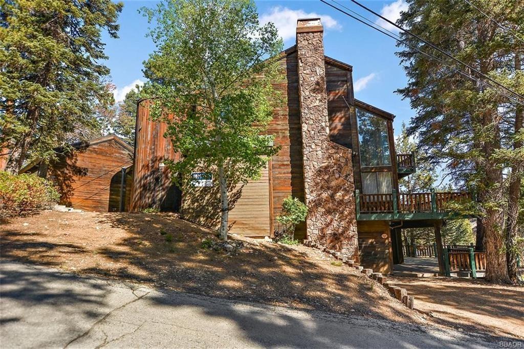 Photo of 1156 Teton Drive, Big Bear Lake, CA 92315 (MLS # 32104152)
