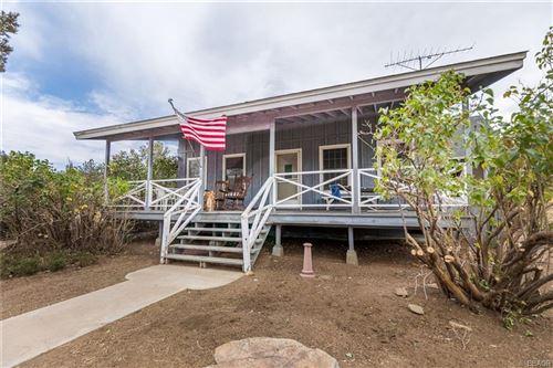 Photo of 46867 Pioneertown Road, Big Bear City, CA 92314 (MLS # 32004153)