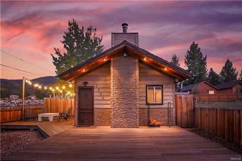 Photo of 2096 Cedar Pine Lane, Big Bear City, CA 92314 (MLS # 32108153)