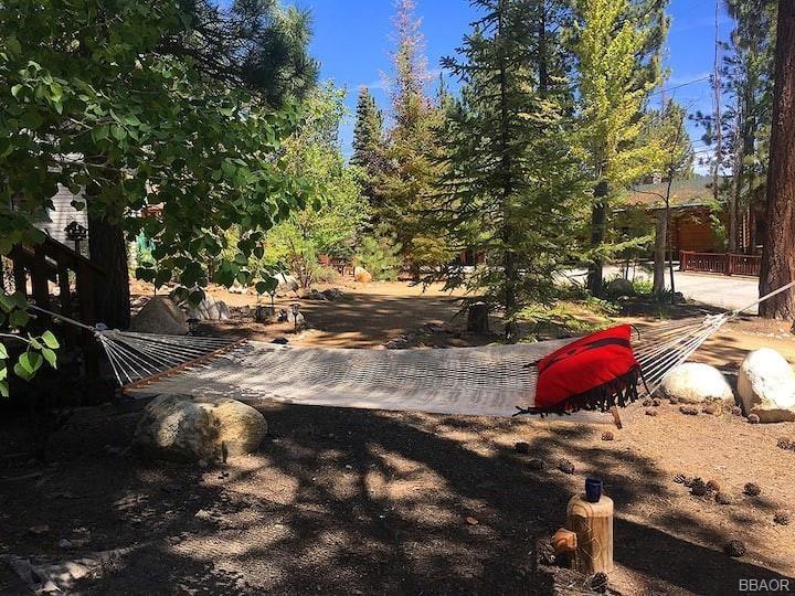 Photo of 808 Rueda Lane, Big Bear Lake, CA 92315 (MLS # 32108158)