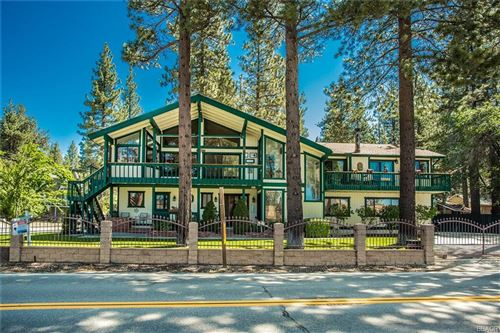 Photo of 39514 North Shore Drive, Fawnskin, CA 92333 (MLS # 31906159)