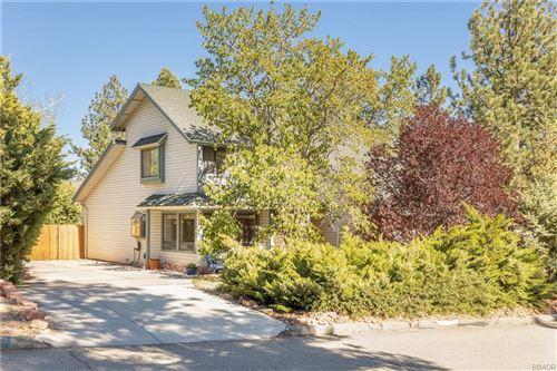 Photo of 1108 Mount Doble Drive, Big Bear City, CA 92314 (MLS # 32104160)