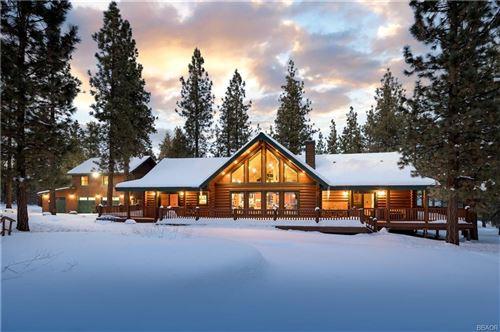 Photo of 900 Wilderness Drive, Big Bear City, CA 92314 (MLS # 32100162)