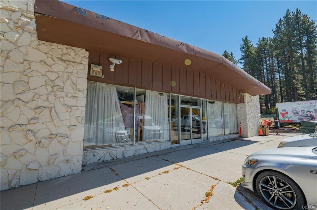 Photo of 735 Stocker Road, Big Bear Lake, CA 92315 (MLS # 32005173)