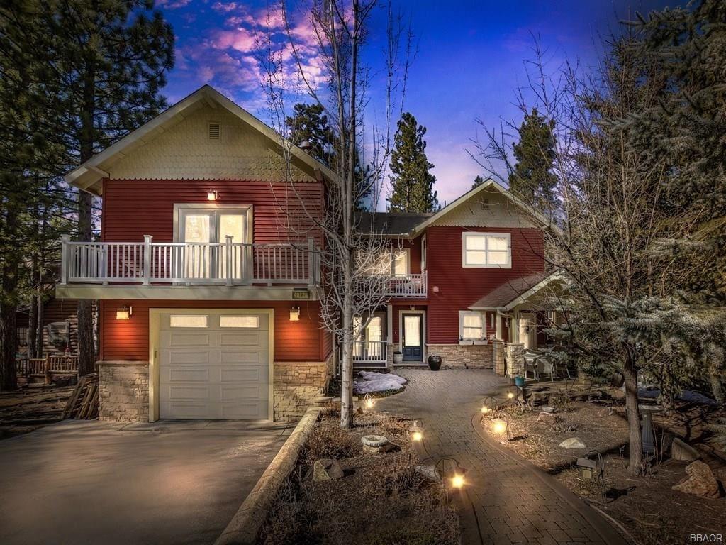 Photo for 40128 Mill Creek Road, Big Bear Lake, CA 92315 (MLS # 32000176)