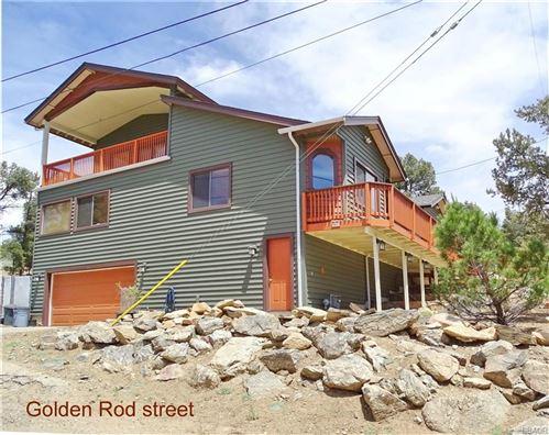 Photo of 1841 Golden Rod, Big Bear City, CA 92314 (MLS # 32002180)