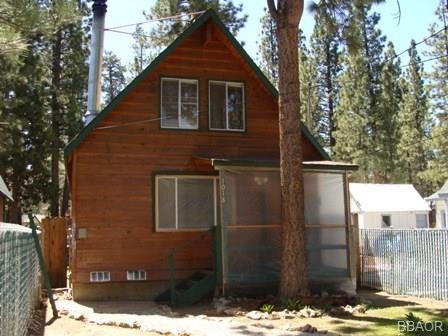 Photo of 1018 W Rainbow Boulevard, Big Bear City, CA 92314 (MLS # 32000182)
