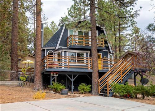 Photo of 421 Northern Cross Drive, Big Bear Lake, CA 92315 (MLS # 32108187)