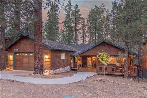 Photo of 41640 Mockingbird Drive, Big Bear Lake, CA 92315 (MLS # 32108192)