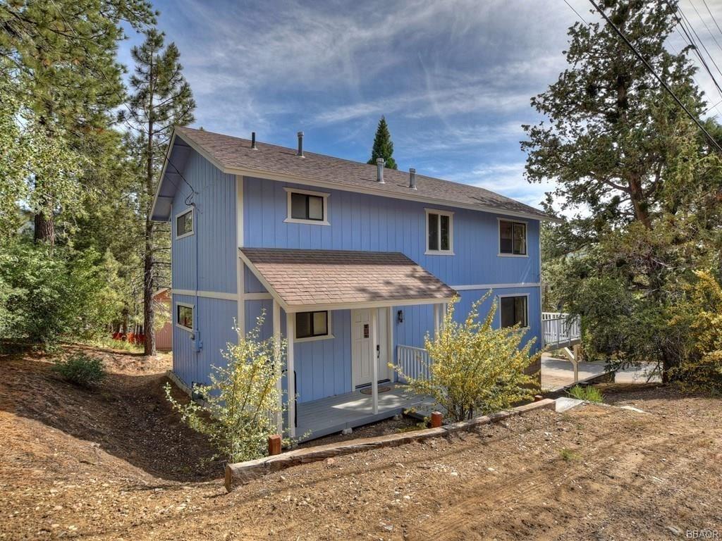 Photo of 573 Lucerne Drive, Big Bear Lake, CA 92315 (MLS # 32002201)