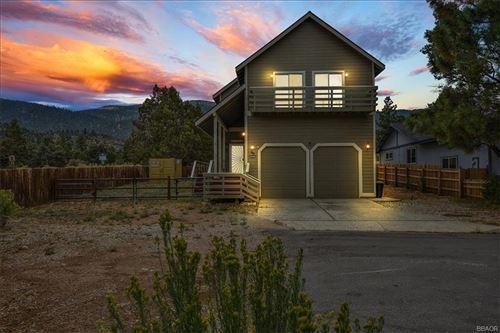 Photo of 2048 Wildhorse Lane, Big Bear City, CA 92314 (MLS # 32108205)