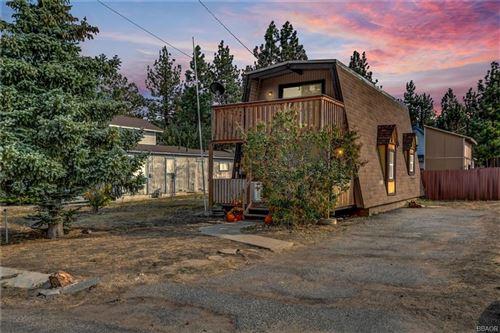 Photo of 130 E Mountain View Boulevard, Big Bear City, CA 92314 (MLS # 32005218)