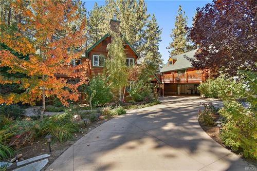 Photo of 940 Canyon Road, Fawnskin, CA 92333 (MLS # 32005229)