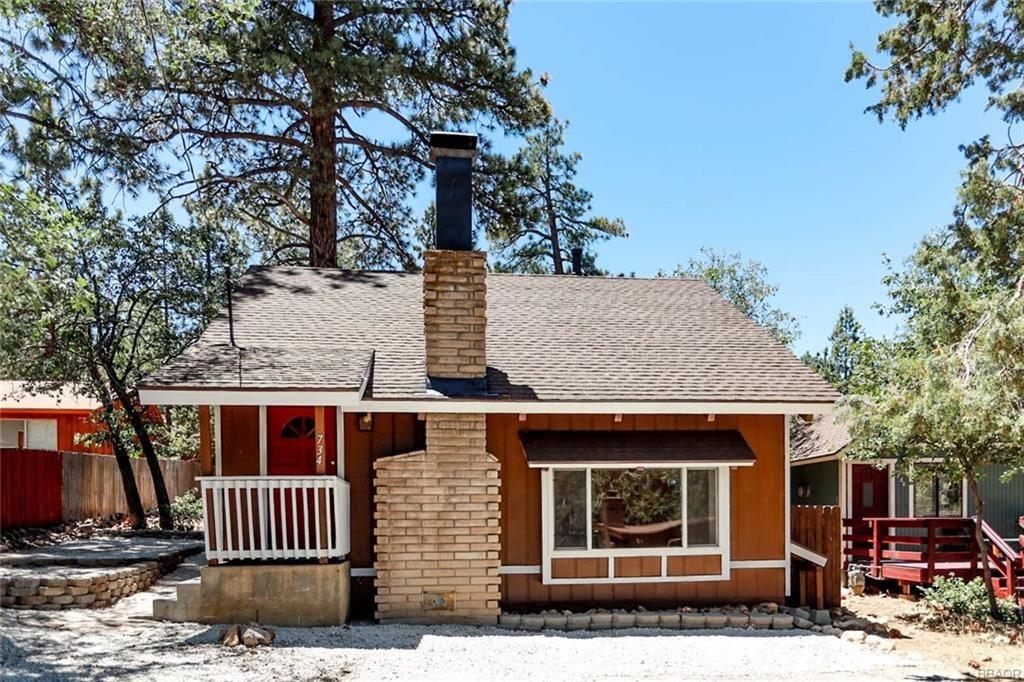Photo of 734 Pine Lane, Sugarloaf, CA 92386 (MLS # 32002232)