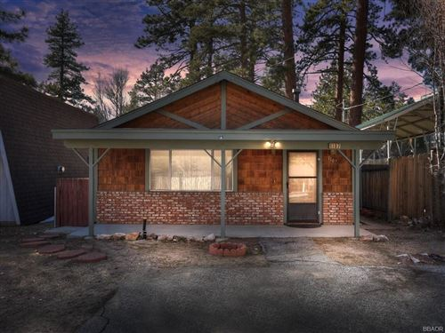 Photo of 1107 Greenway Drive, Big Bear City, CA 92314 (MLS # 32005233)