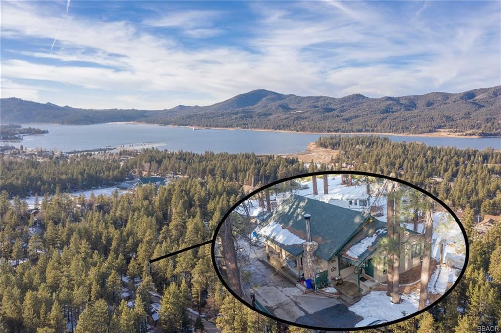 Photo of 41472 Mc Whinney Lane, Big Bear Lake, CA 92315 (MLS # 32100239)