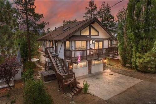 Photo of 552 Highland Road, Big Bear Lake, CA 92315 (MLS # 32108240)