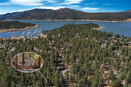 Photo of 39907 Forest Road, Big Bear Lake, CA 92315 (MLS # 32108249)