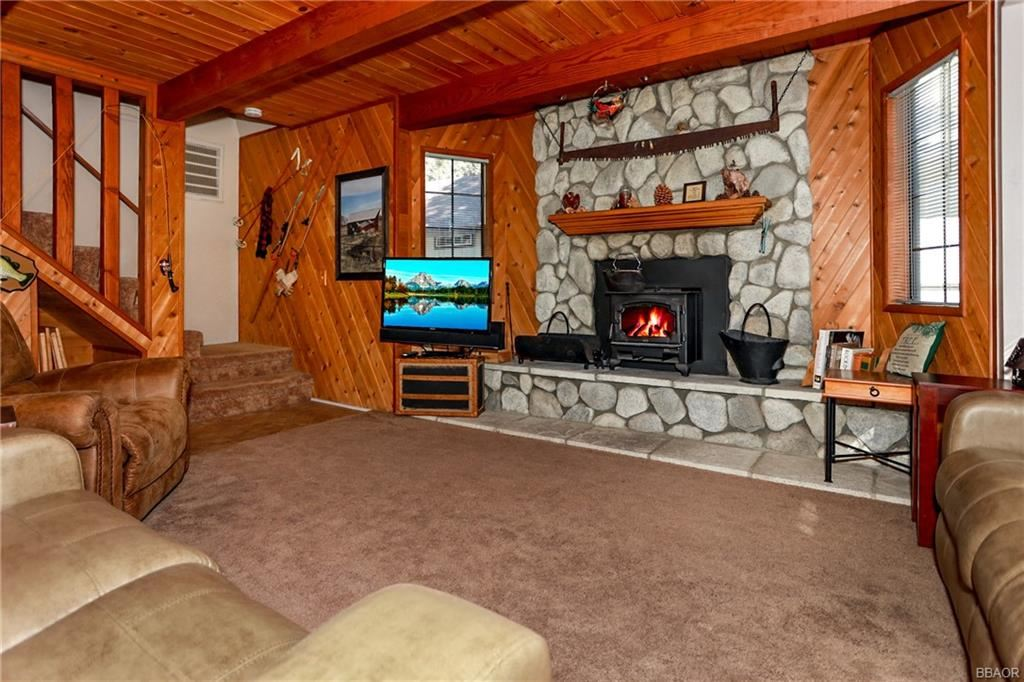 Photo of 1077 Sequoia Drive, Big Bear City, CA 92314 (MLS # 32005253)