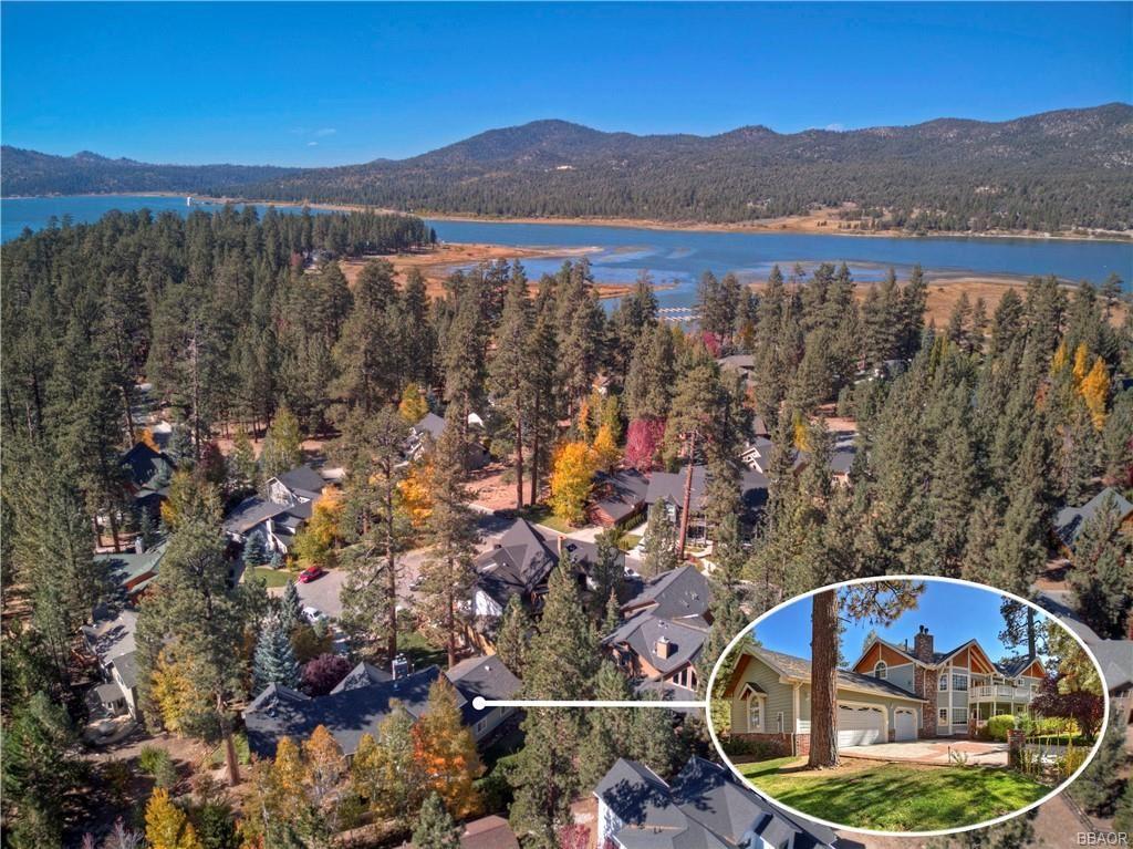 Photo of 129 Stonebridge Circle Circle, Big Bear Lake, CA 92315 (MLS # 32005255)