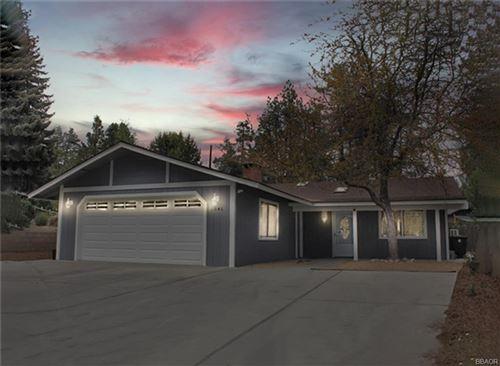 Photo of 1046 Pine Mountain Drive, Big Bear City, CA 92314 (MLS # 32105272)