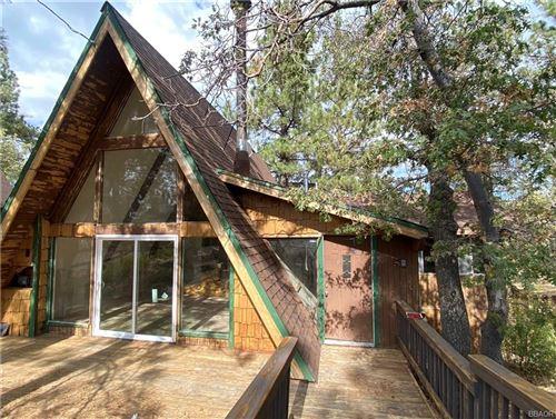 Photo of 43628 Ridge Crest Drive, Big Bear Lake, CA 92315 (MLS # 32108277)