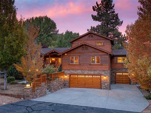 Photo of 43639 Bow Canyon Road, Big Bear Lake, CA 92315 (MLS # 32108278)